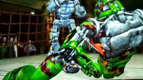 Real steel prodigy vs scrapbot walkthrough