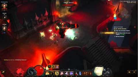 The archivist in Reaper of Souls