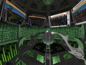 Core Control Chamber 2