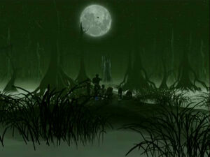 Kronthedestroyer swamp