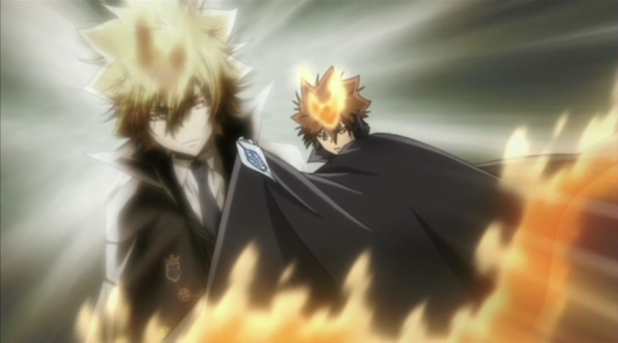 Mantello di Vongola Primo | Reborn Wiki | FANDOM powered ...