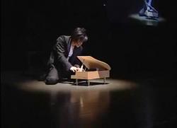 Gokudera and piano concert