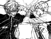 Ryohei and Koyo