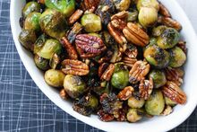 Brussels-sprouts-with-pecans