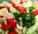 Latvian Summer Salad