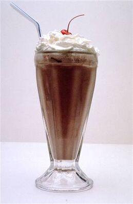 Peanut Butter Milkshake image
