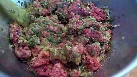 Italian Meatballs!
