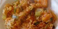 Creole-style Vegetarian Jambalaya