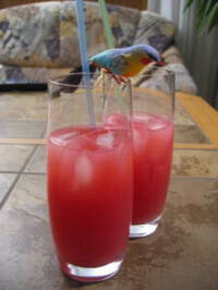 Cocktail birdie