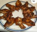 Hawaiian Chicken Wings