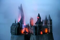 Hogwarts-harry-potter-cake