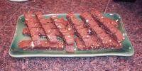 Chocolate-Almond Biscotti