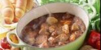 Russian Soup with Meat