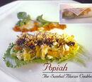 Popiah - The Hokkien/Teochew Spring Roll