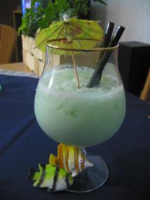 Cocktail swimming pool