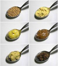 Mustard variations