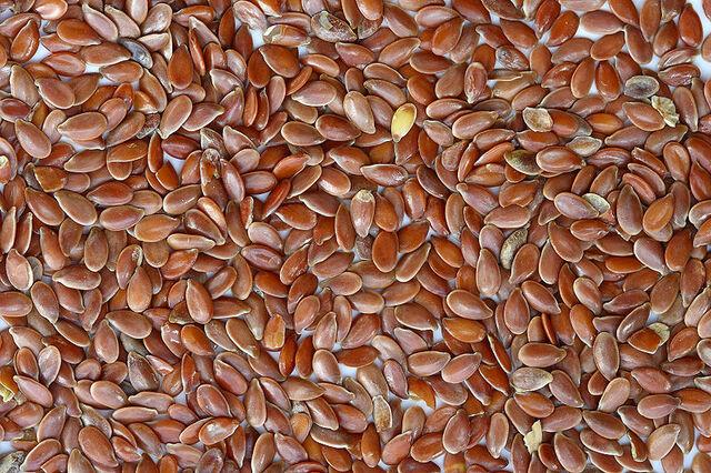 File:Brown flax seeds.jpg