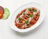 Tomato herring salad