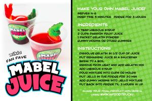 Mabel Juice