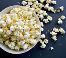 Truffle Butter and Parmesan Popcorn
