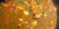 Goan-style Chicken Vindaloo