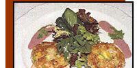 Avocado Dungeness Crab Cake