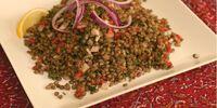 Provençal Lentil Salad