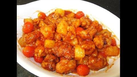 Flavorful Sweet and Sour Pork Recipe