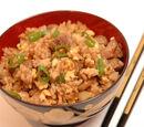 Pork-fried Rice