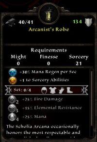 Arcanist's Robes
