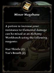 MinorMagebane