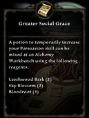 GreaterSocialGrace