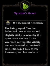 Nyralims grace
