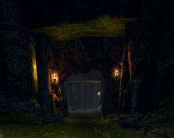 Gravehal tunnels