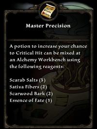 Masterprecision