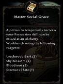 MasterSocialGrace