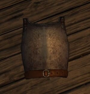 Captain Caravin's Cuirass
