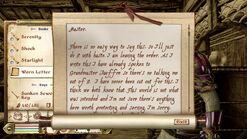 Worn Letter 1