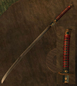 Blademaster Dai-Katana