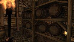 Bleaker's Way Abandoned Shack Interior