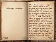 A Tavern Tale Book I (2)