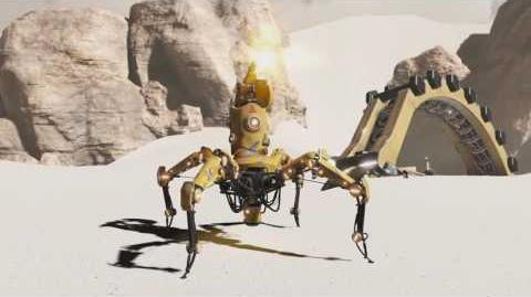 Meet Seth The Escape Artist CoreBot in ReCore