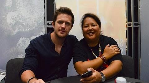 THE FANDOM.NET EXCLUSIVE Interview with Pierce Brown SDCC 2016