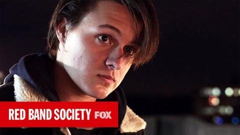 Character Profile Jordi Palacios RED BAND SOCIETY FOX BROADCASTING