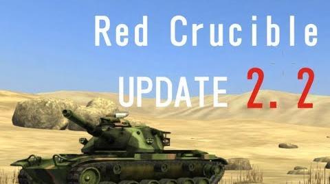 Red Crucible UPDATE 2