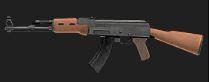 RC AK 47