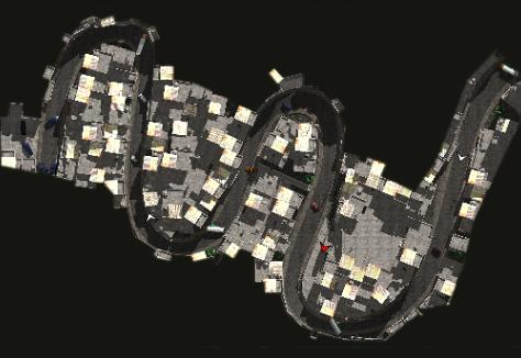 Favela map