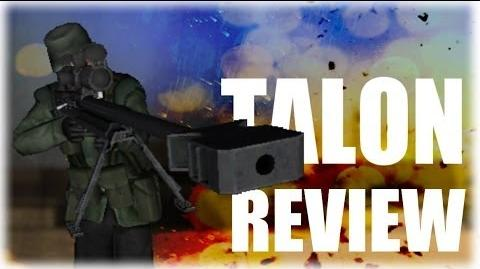 Red Crucible 2 Talon Review