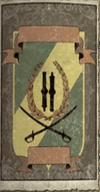 Escudo ejercito renegado