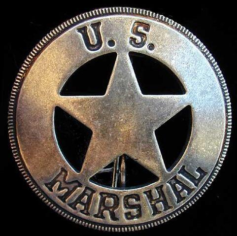File:Logo of Marshall of the West Posse.jpg